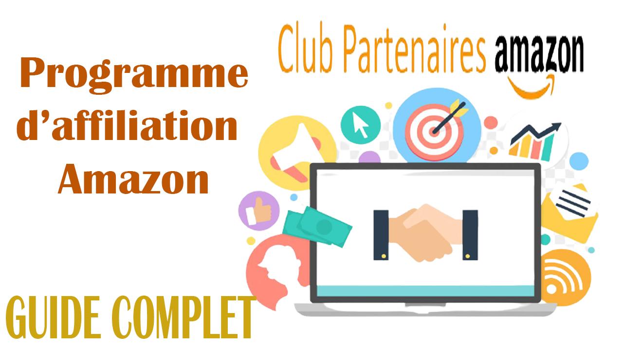 You are currently viewing Tout ce que vous devez savoir sur le programme d'affiliation Amazon