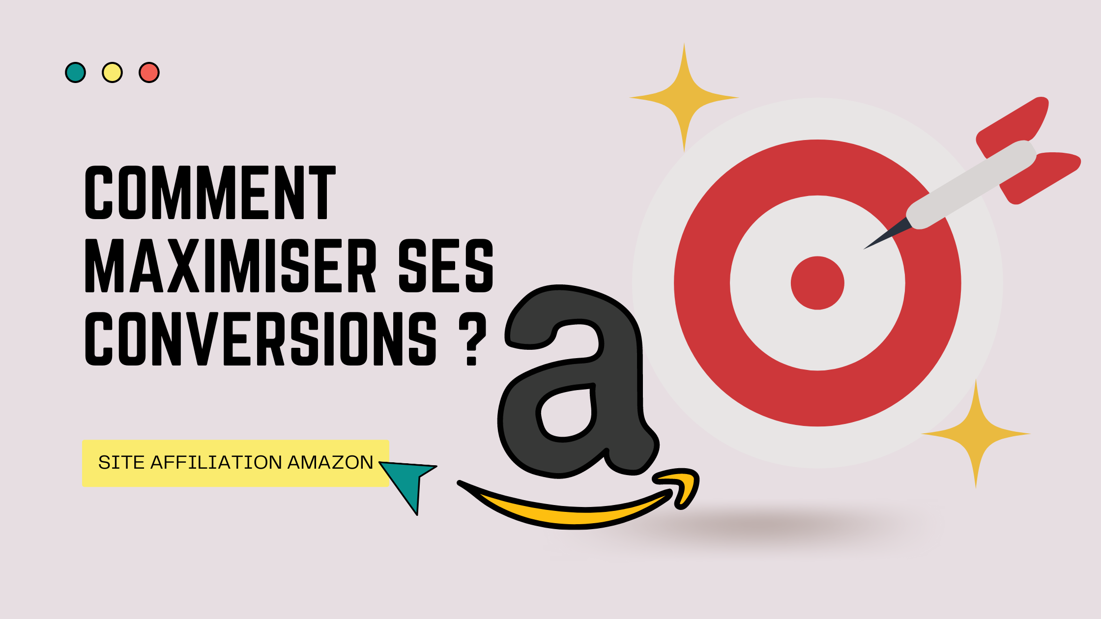 You are currently viewing Site Affiliation Amazon: Comment maximiser ses conversions ?